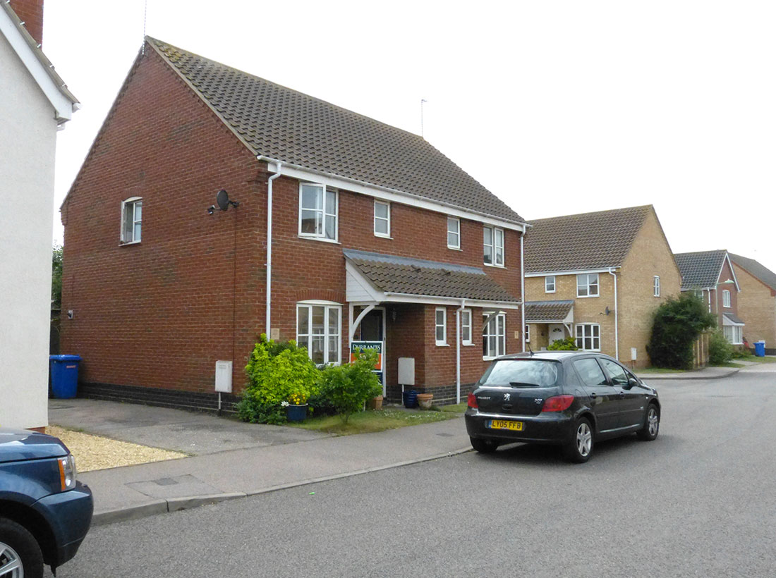 Copplestone Close, Worlingham