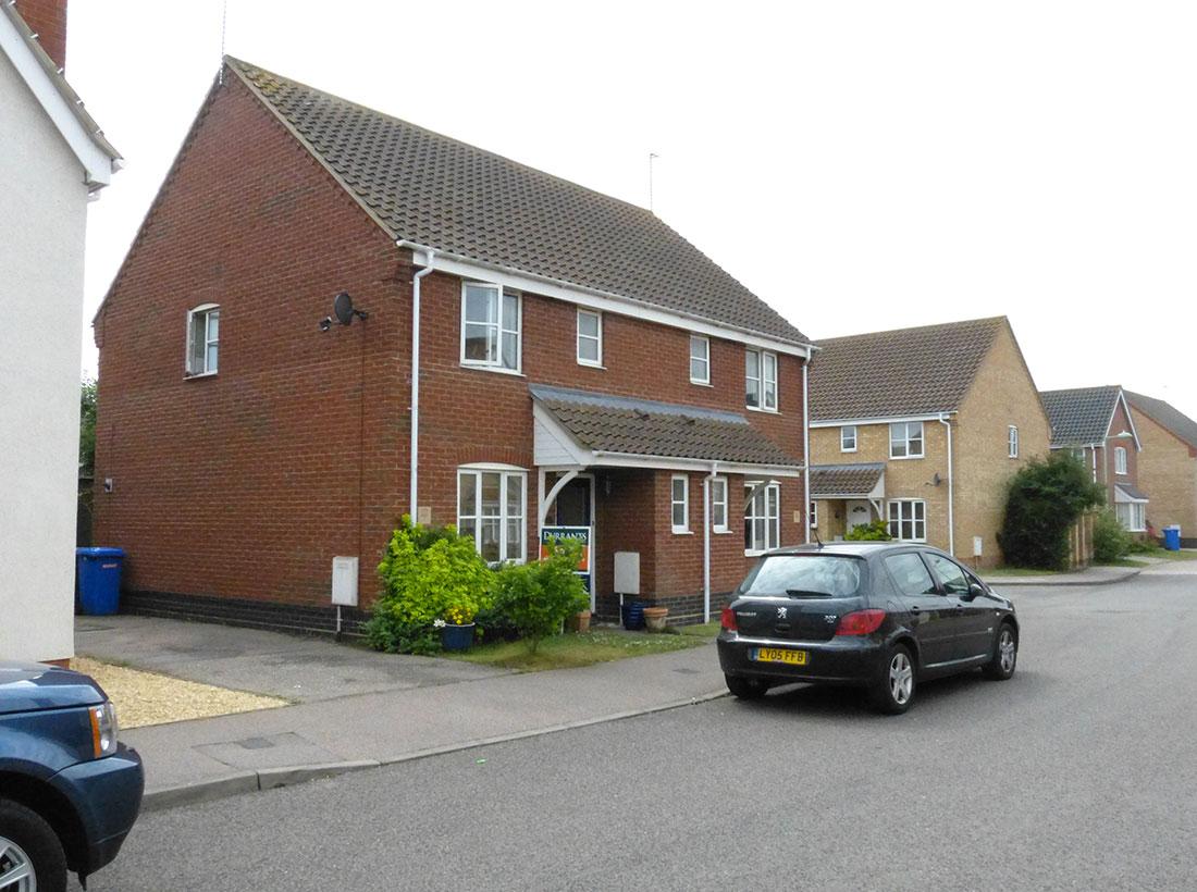 Copplestone Close, Worlingham
