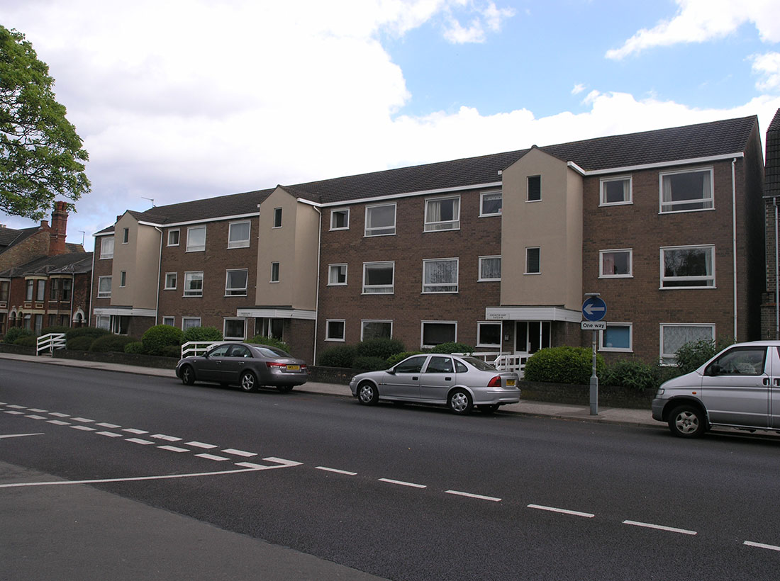 Kensington Court, Lowestoft