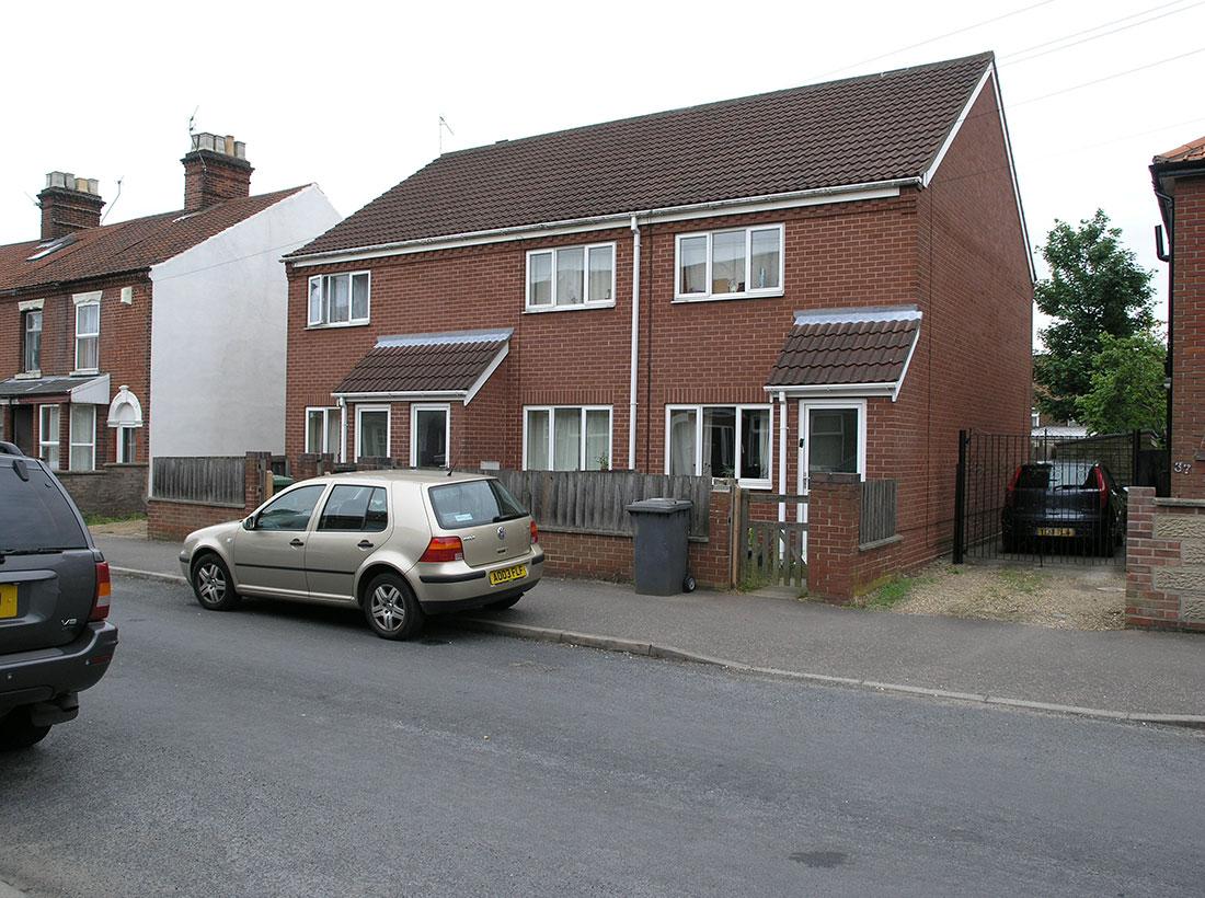 Merton Road, Norwich