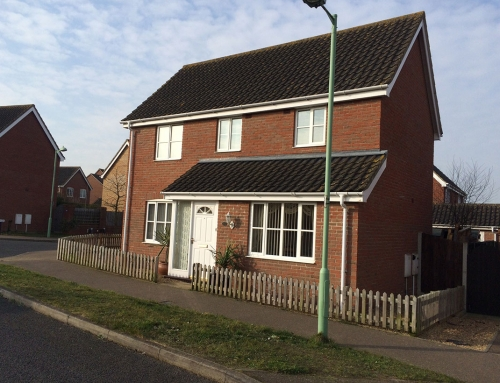 Pepyes Avenue, Beccles